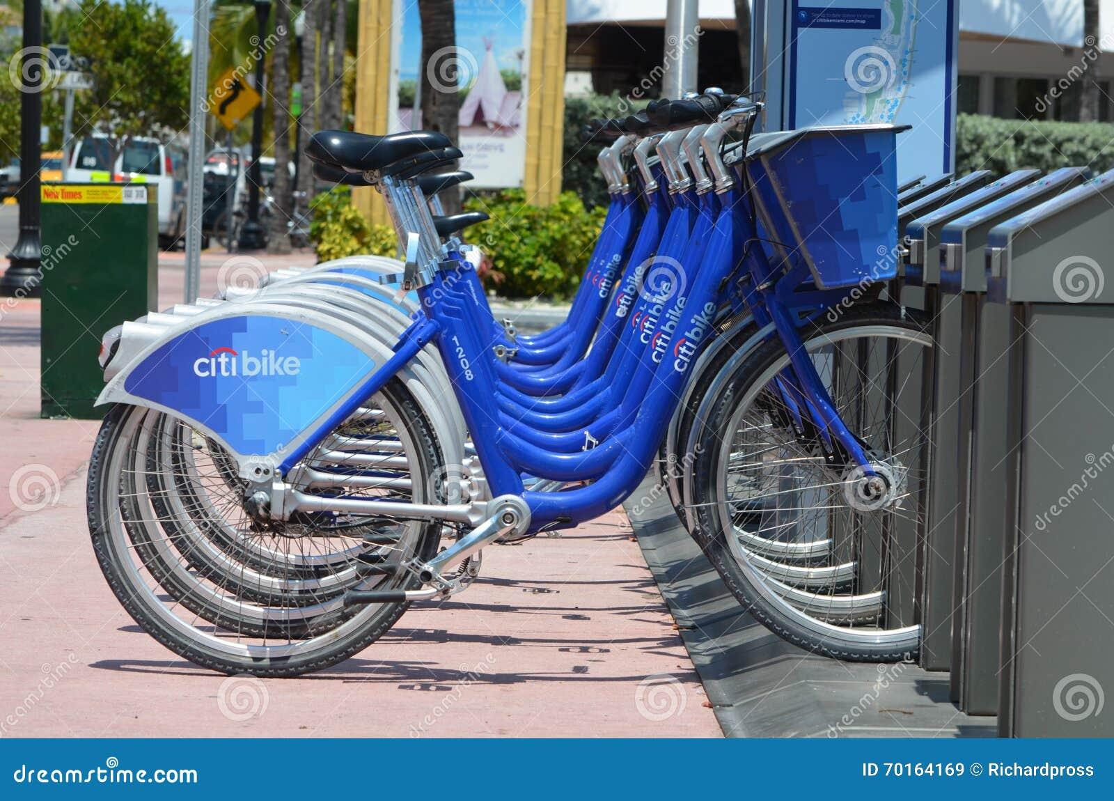 Miami Beach Bike Rental Locations