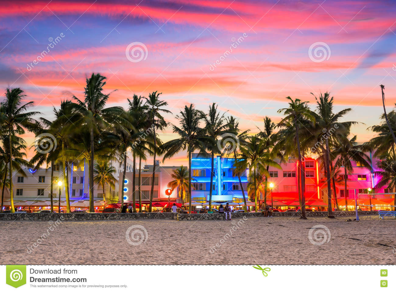 Miami beach Florydy