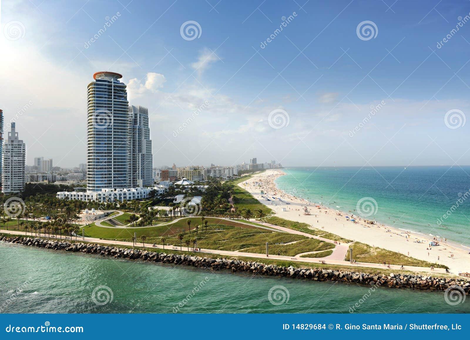 Miami beach la floride images stock image 14829684 - Appartement de luxe miami beach m butler ...