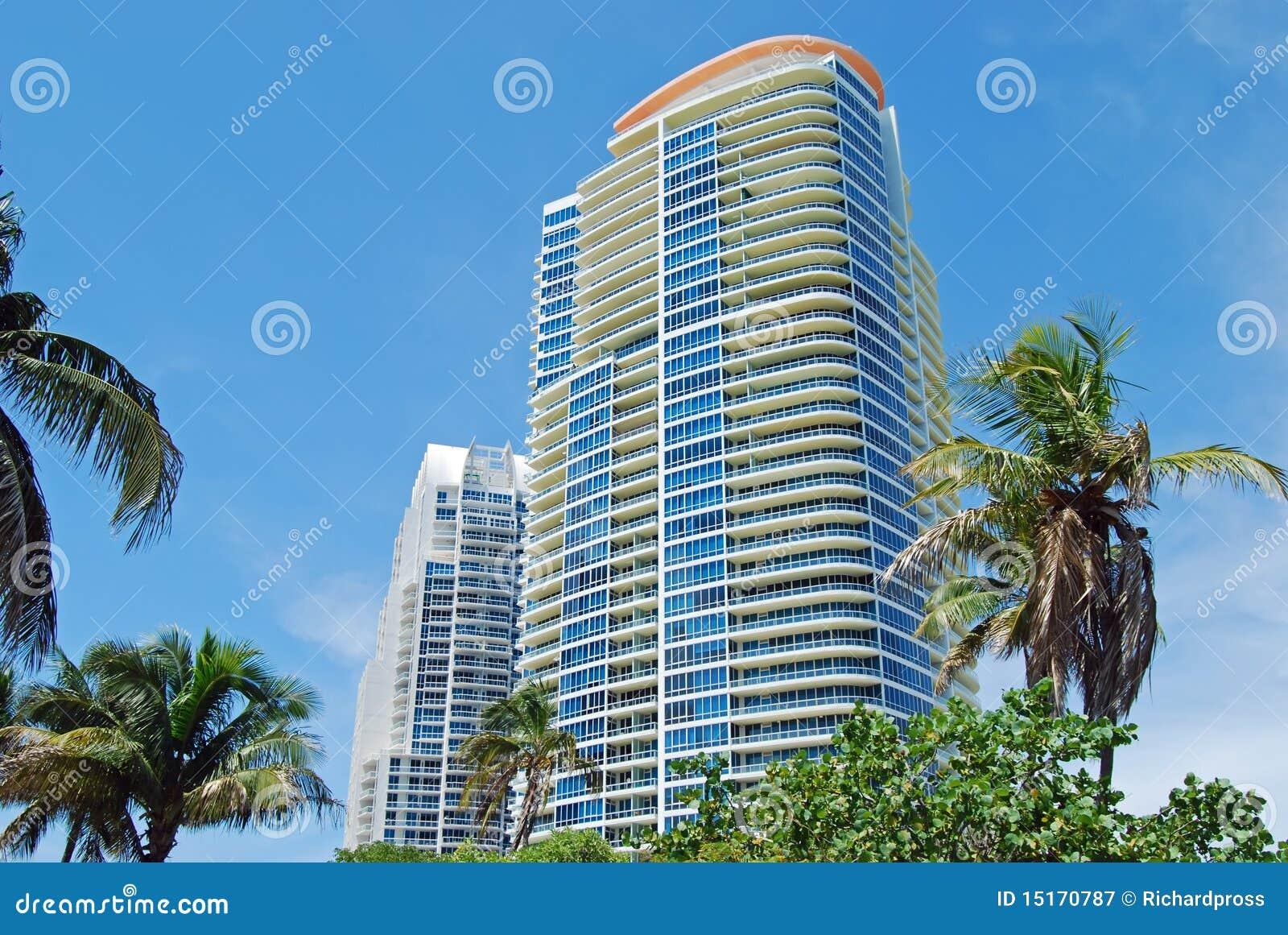 Miami Beach Luxury Condo Towers