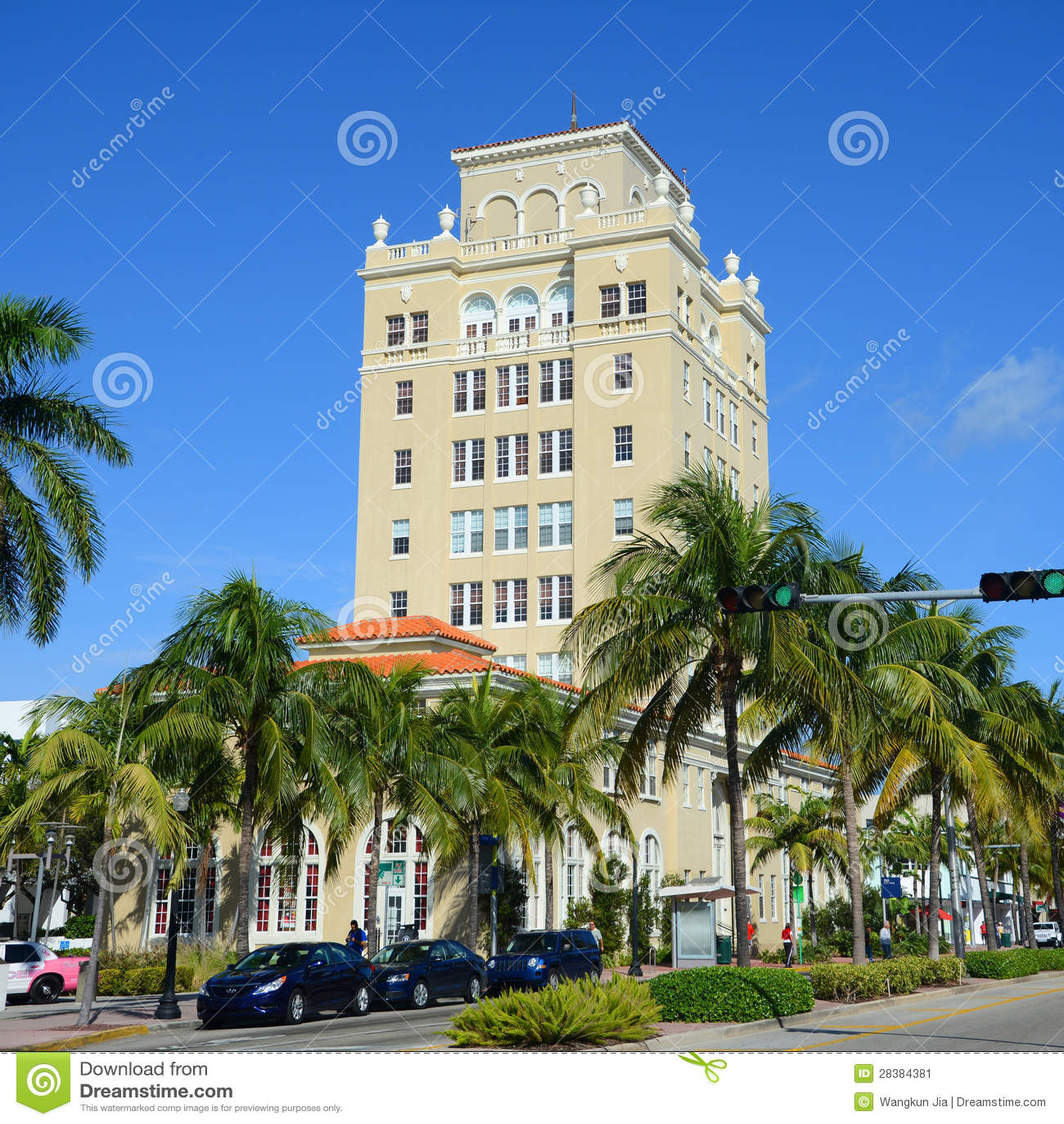 The Hall South Beach Hotel Miami