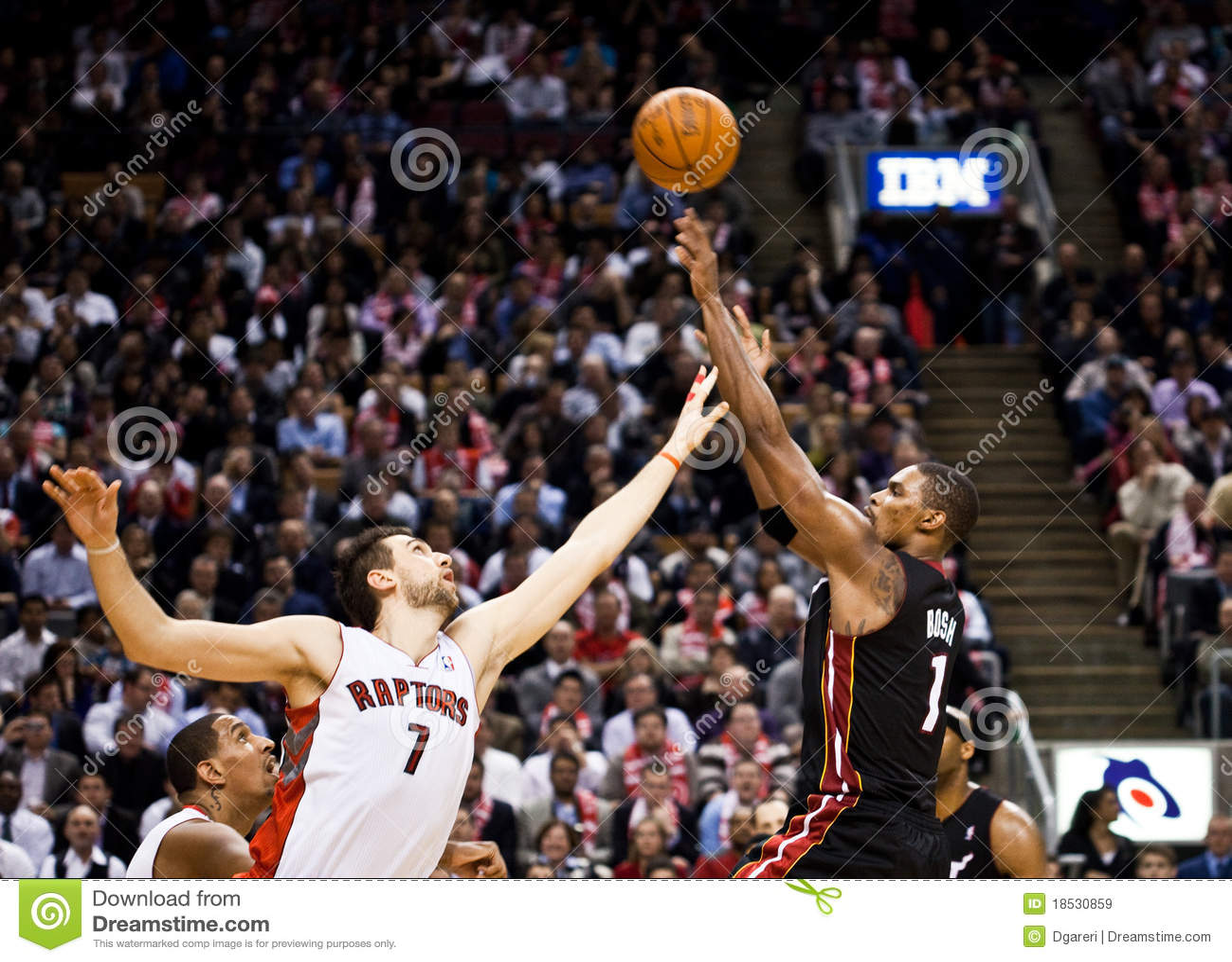 Miami Heat Vs  Toronto Raptors Editorial Stock Image - Image