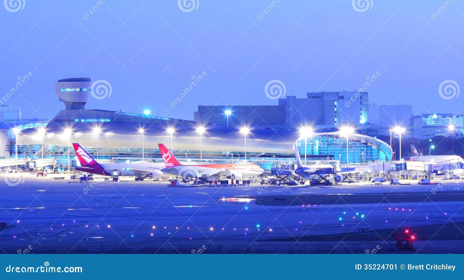 Miami Iternational flygplats
