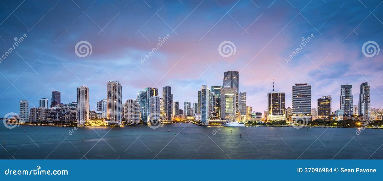 Miami linia horyzontu
