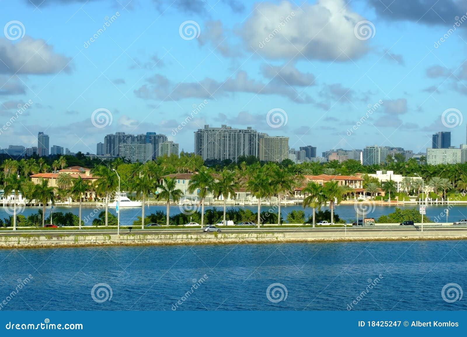 Miami riviera