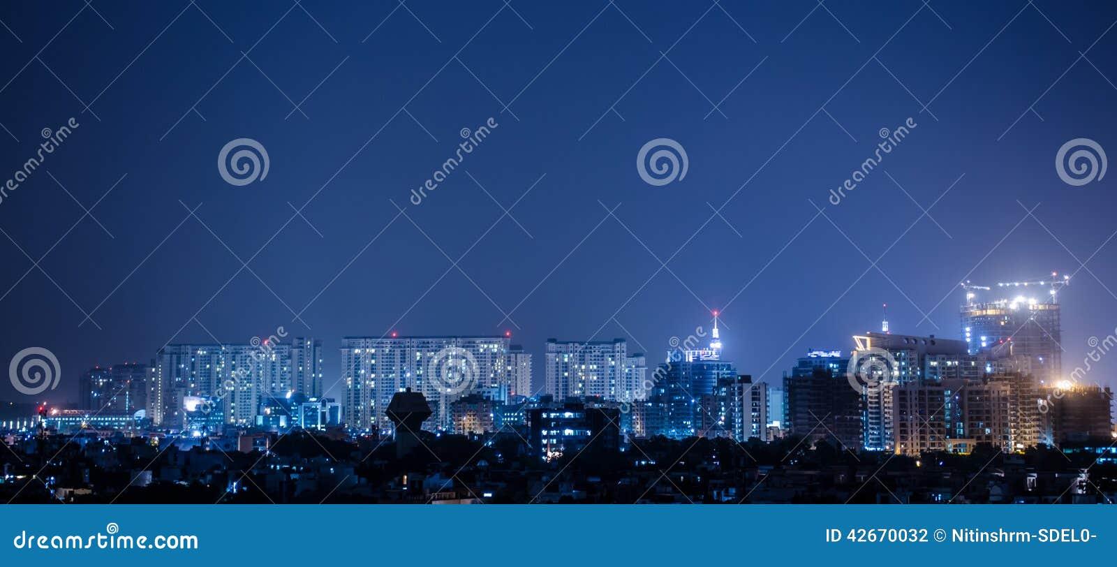 Miasta świateł