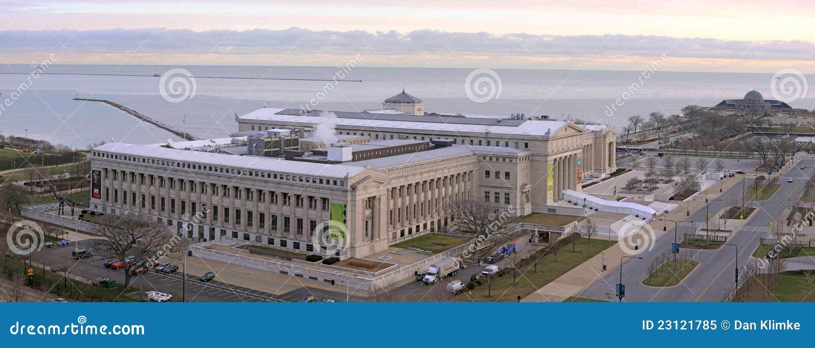 Miasta chicagowski nabrzeże