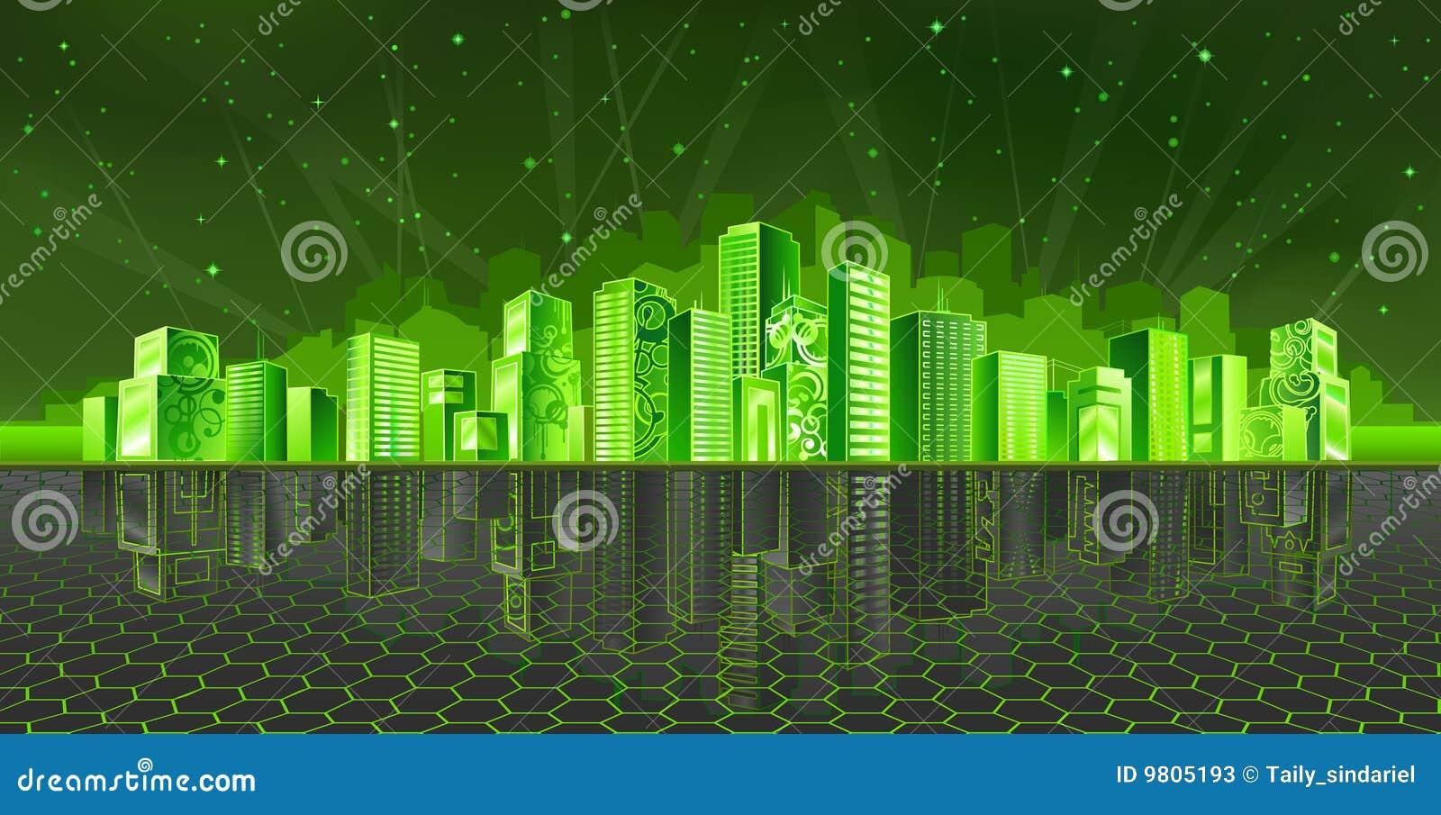 Miasta cyber