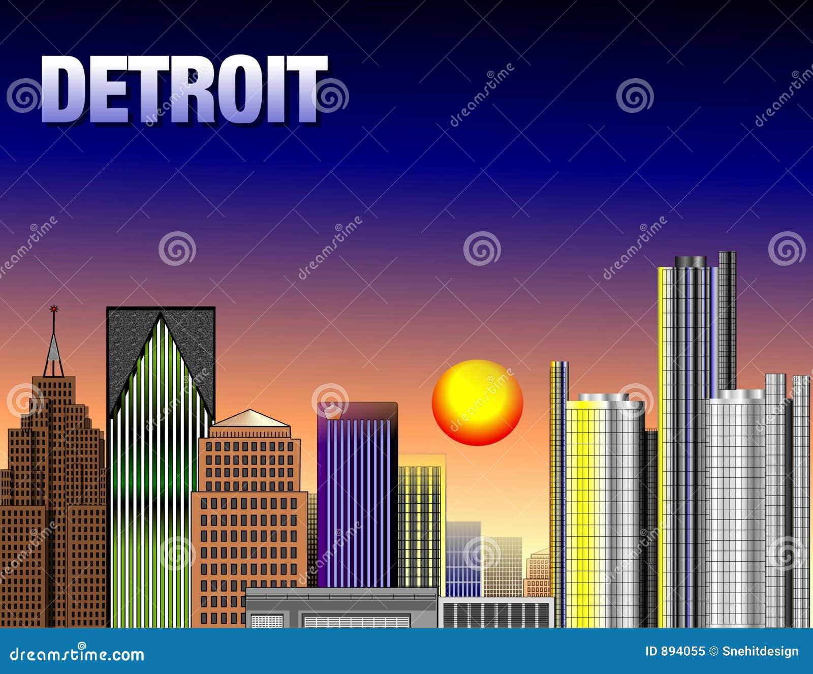 Miasta detroit