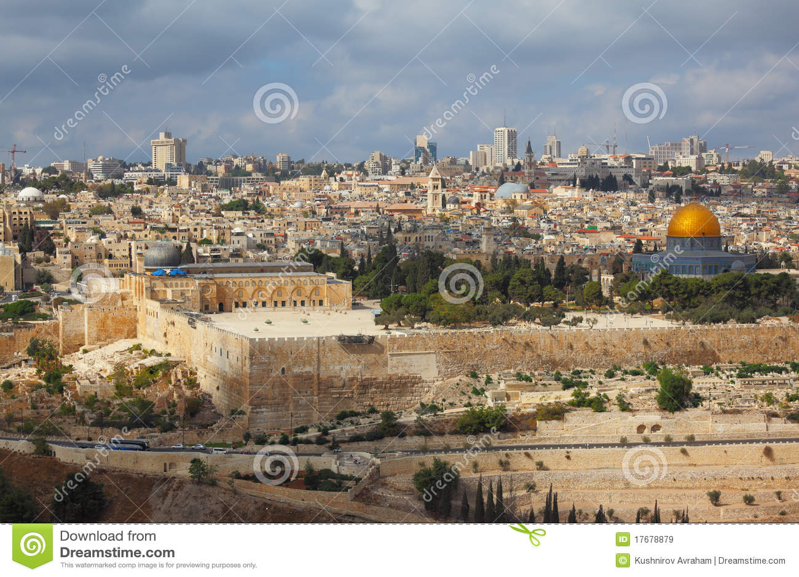 Miasto święty Jerusalem