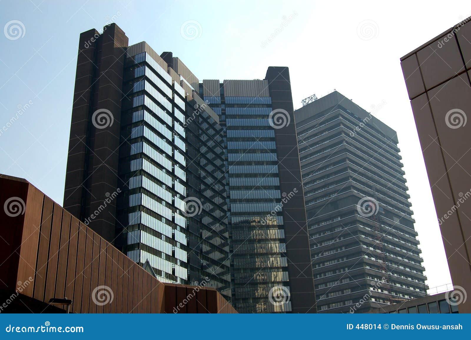 Miasto budynek London