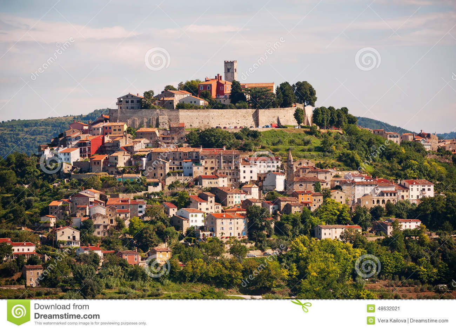 Miasto Motovun