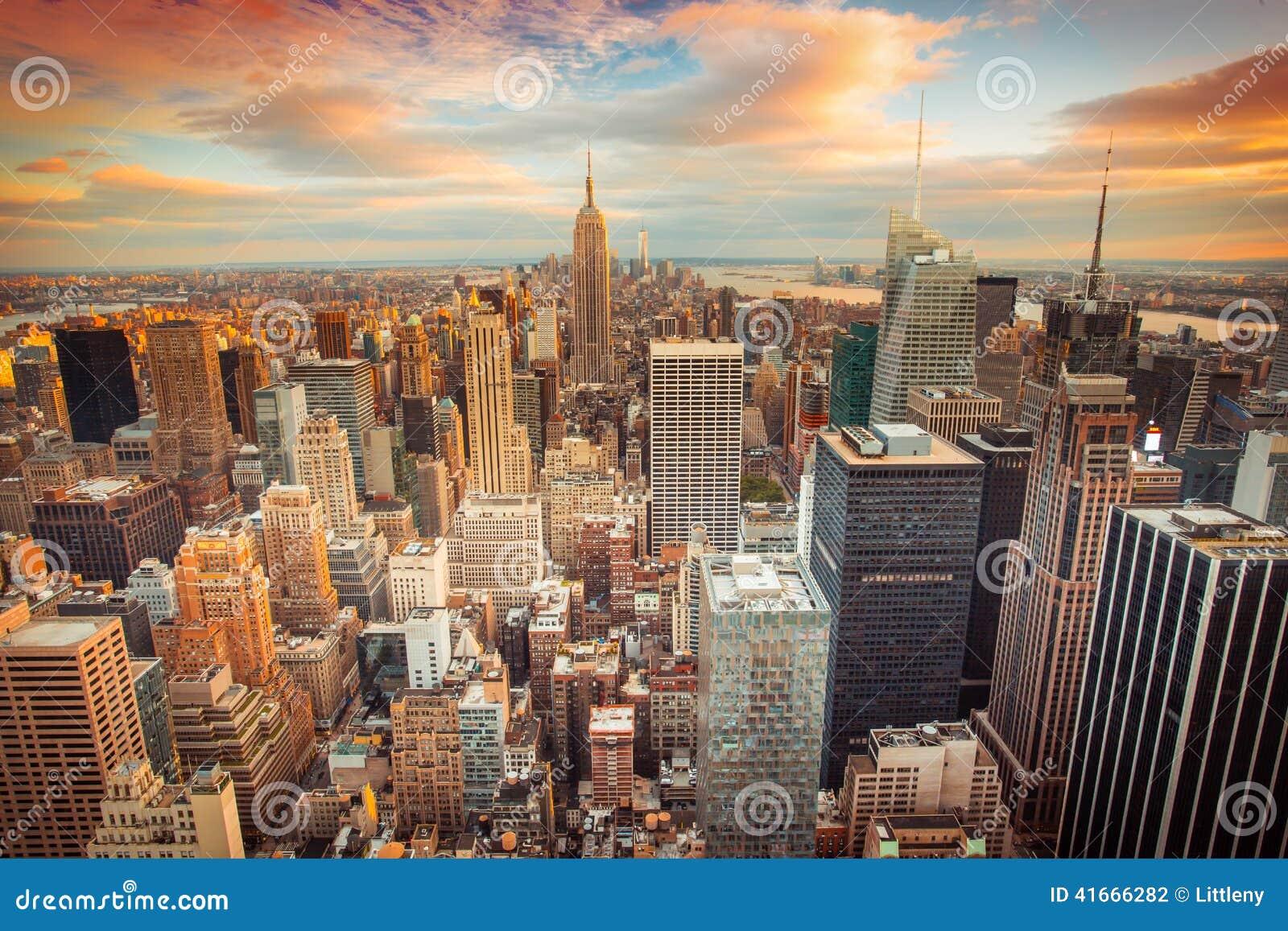 Miasto nowy Jork