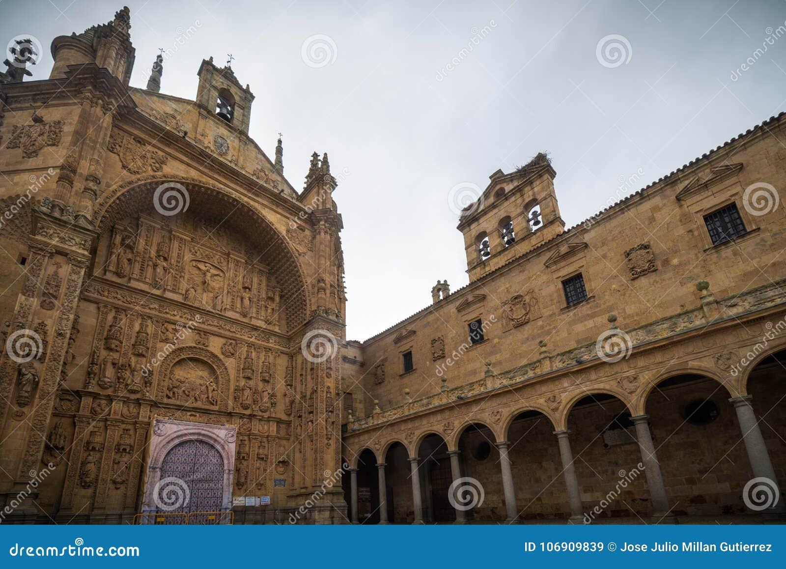 Miasto północ Hiszpania