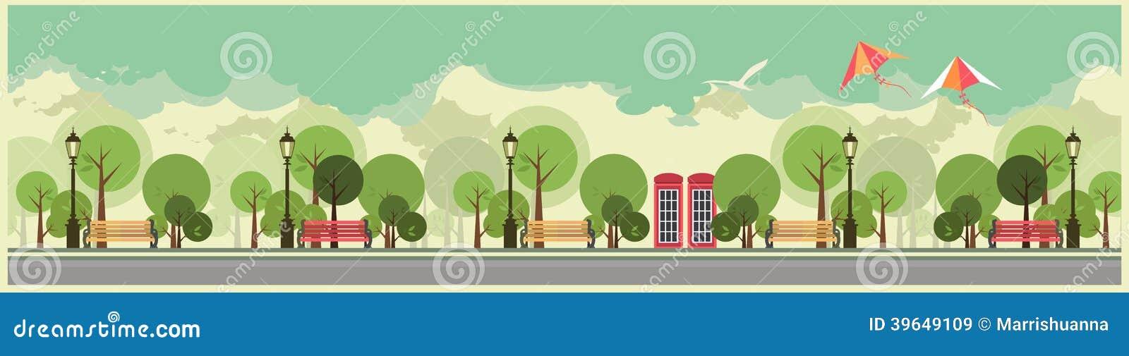 Miasto park