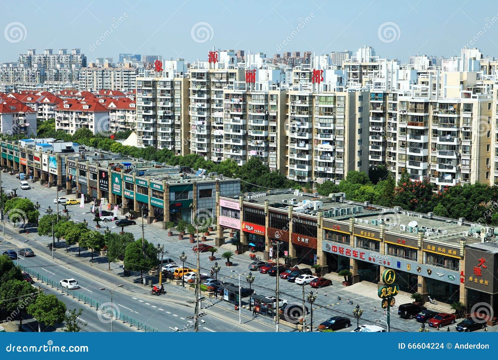 Miasto Shanghai