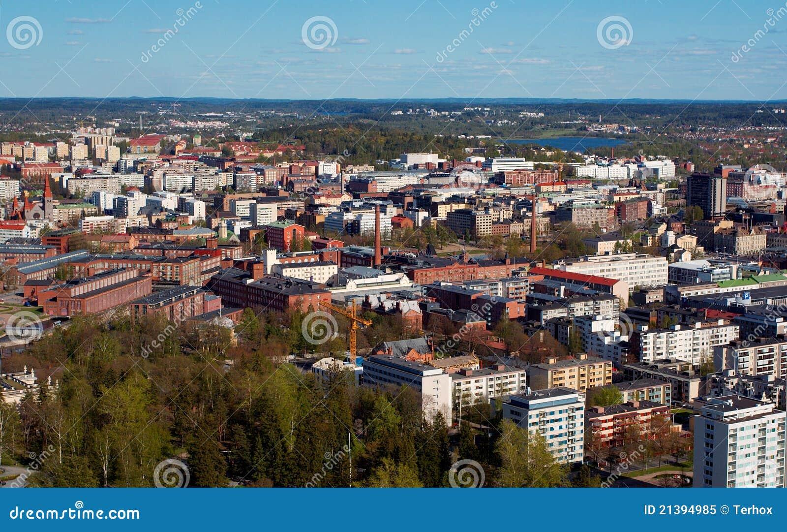 Miasto Tampere