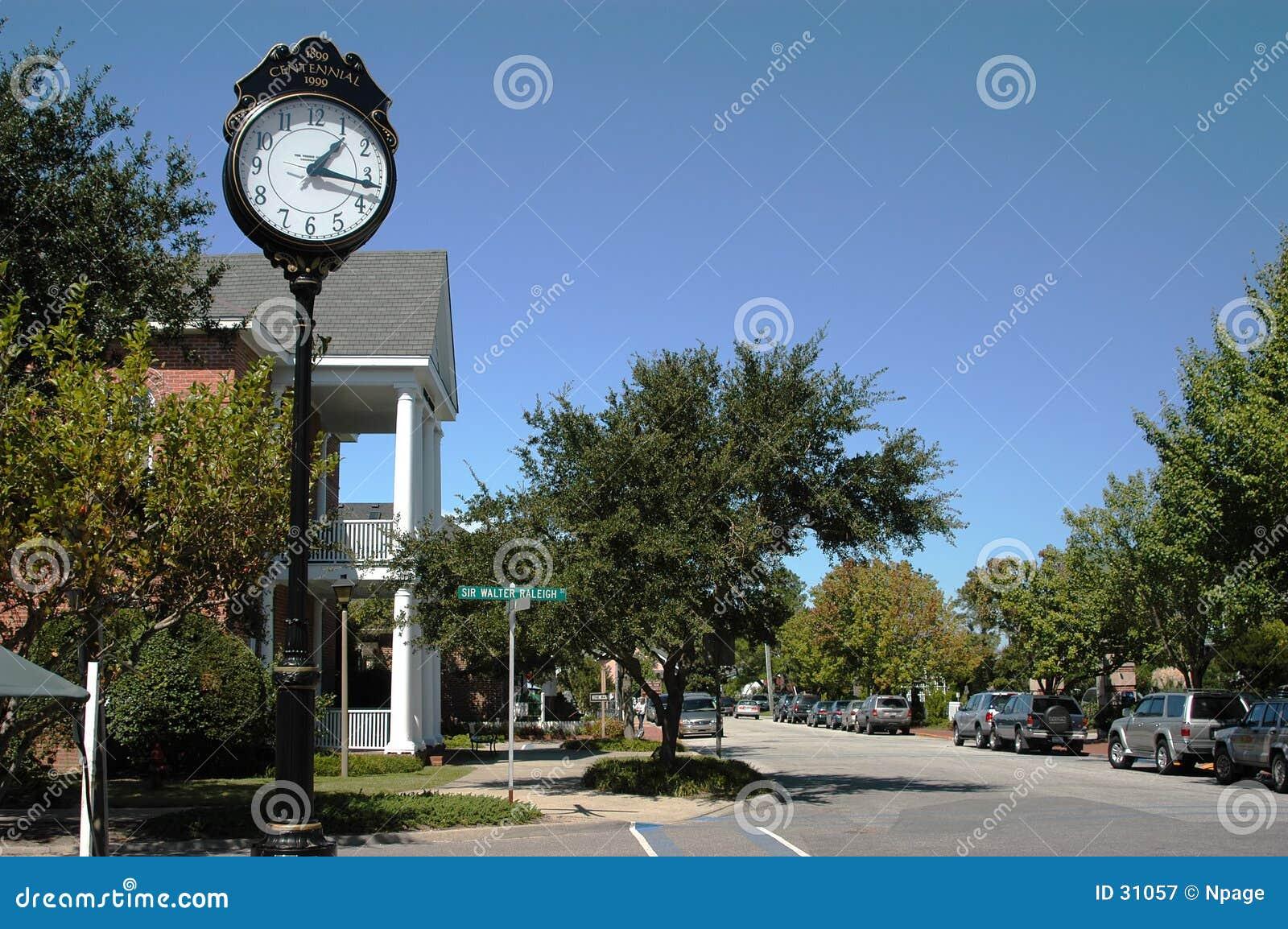 Miasto zegara