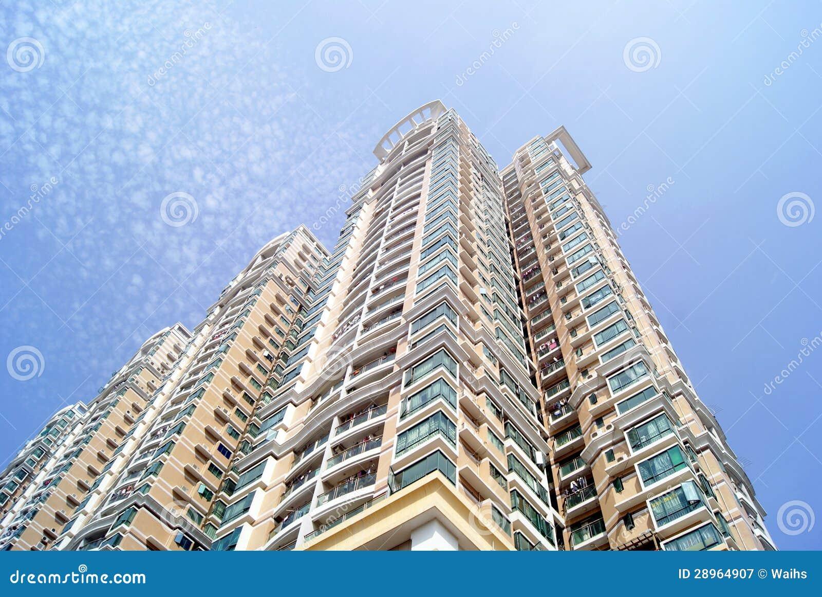 Miastowa budowa i budynki mieszkalne