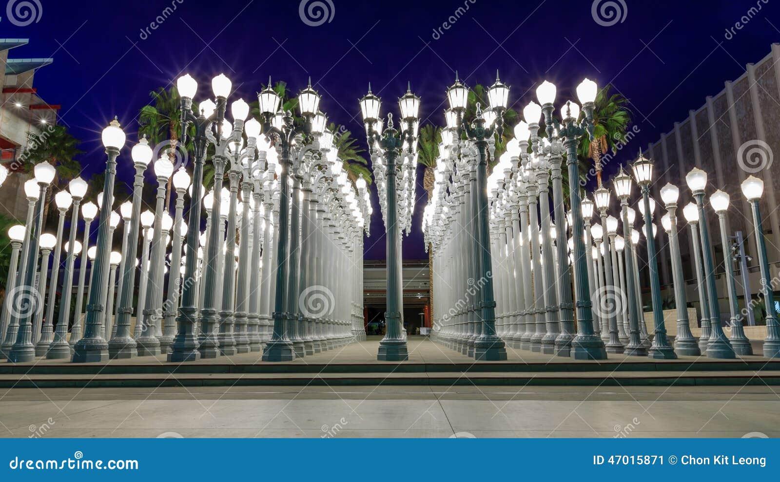 Miastowy światło, Los Angeles