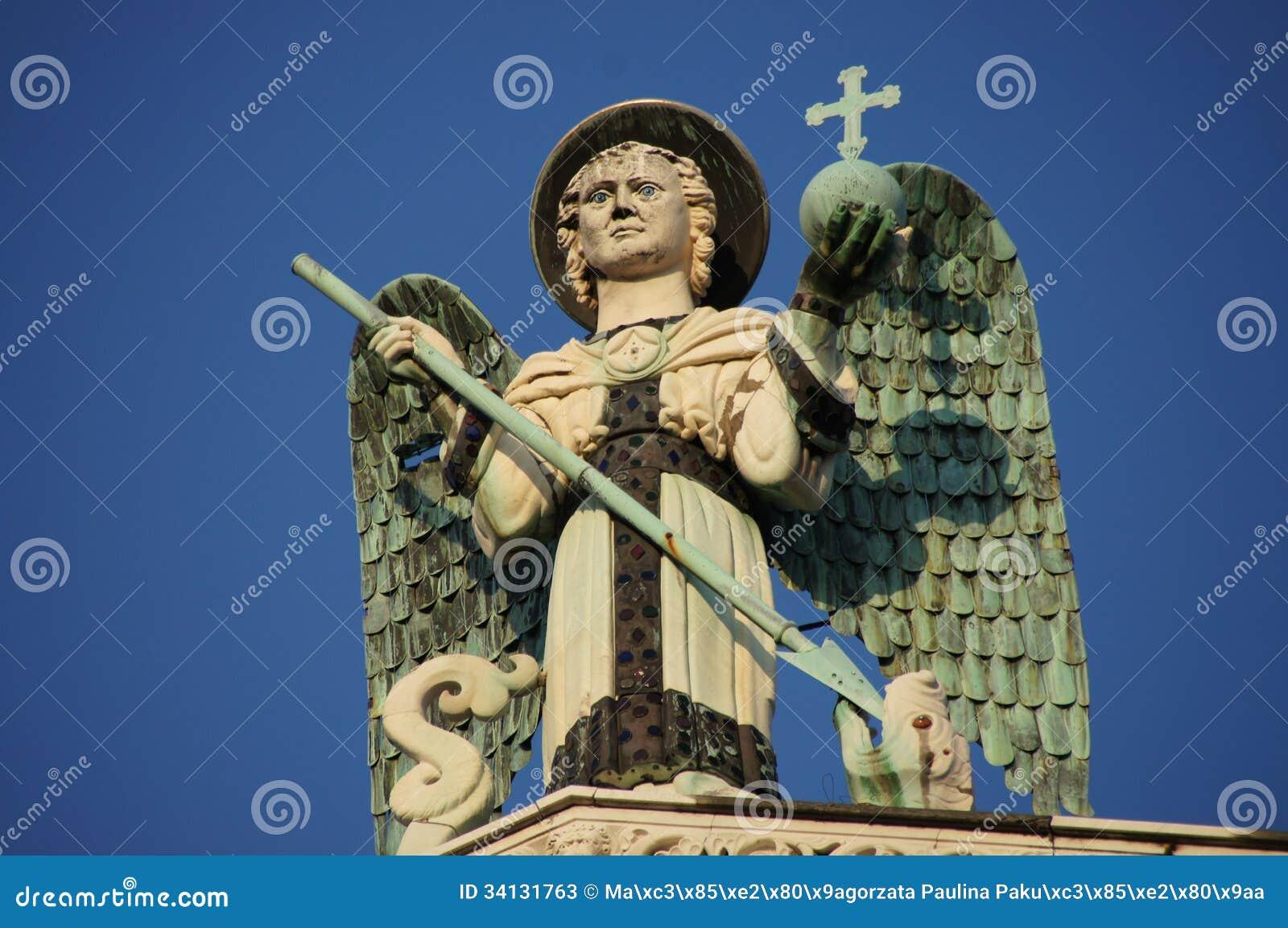 Michael The Archangel Lucca, Italien