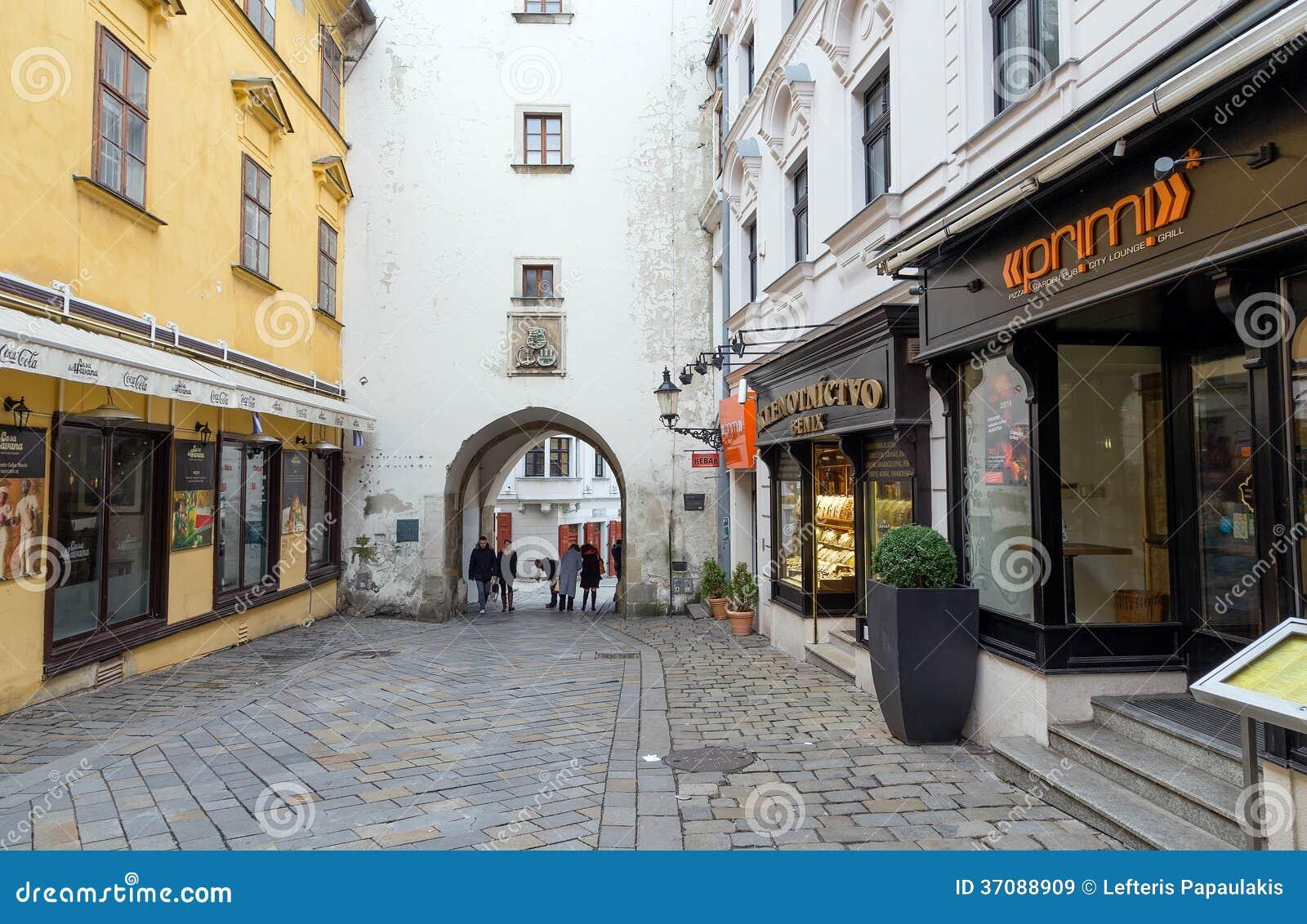 Download Michael Brama, Bratislava, Sistani Obraz Stock Editorial - Obraz złożonej z barok, przyciąganie: 37088909