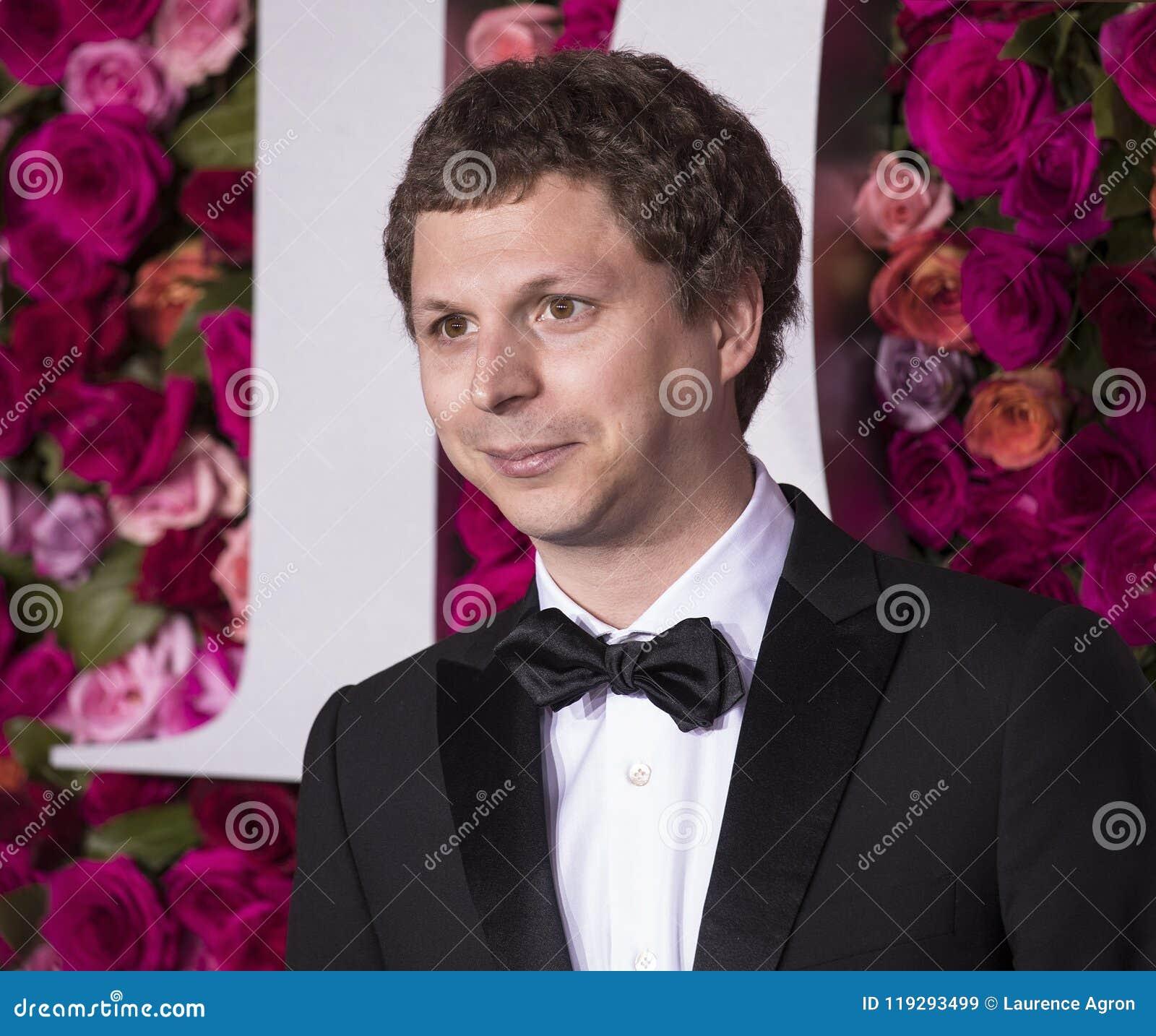 Michael Cera en Tony Awards 2018