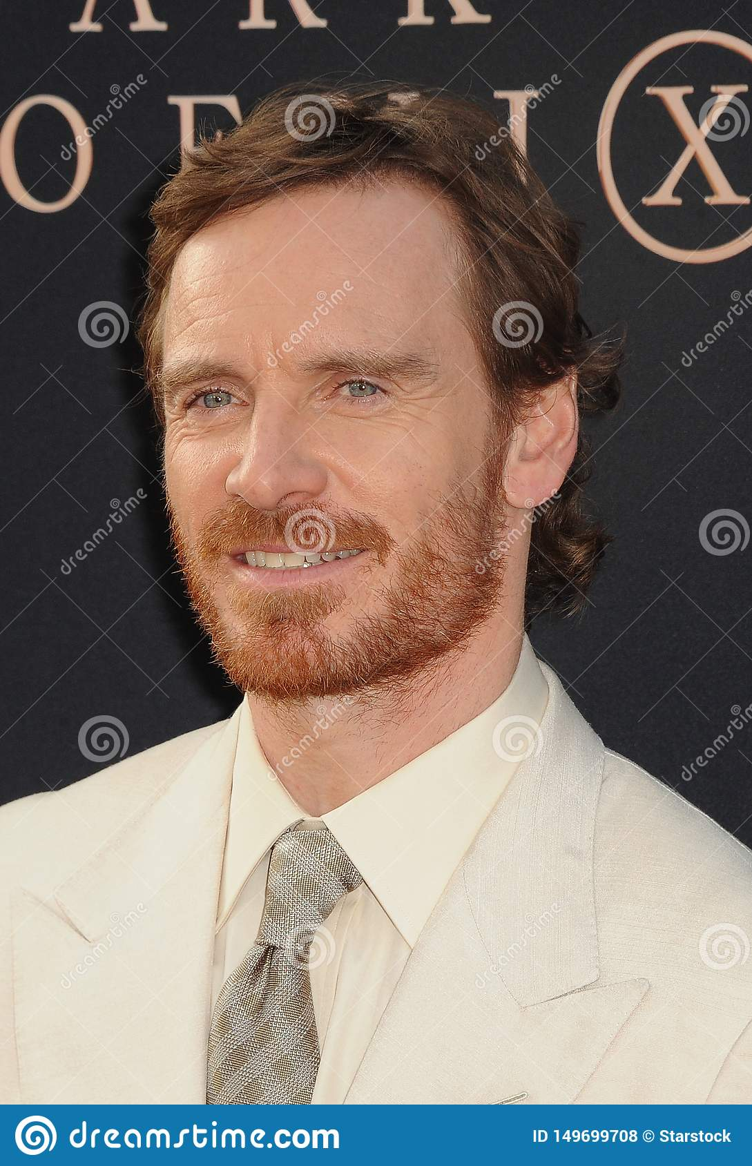 Michael Fassbender editorial stock photo  Image of movie