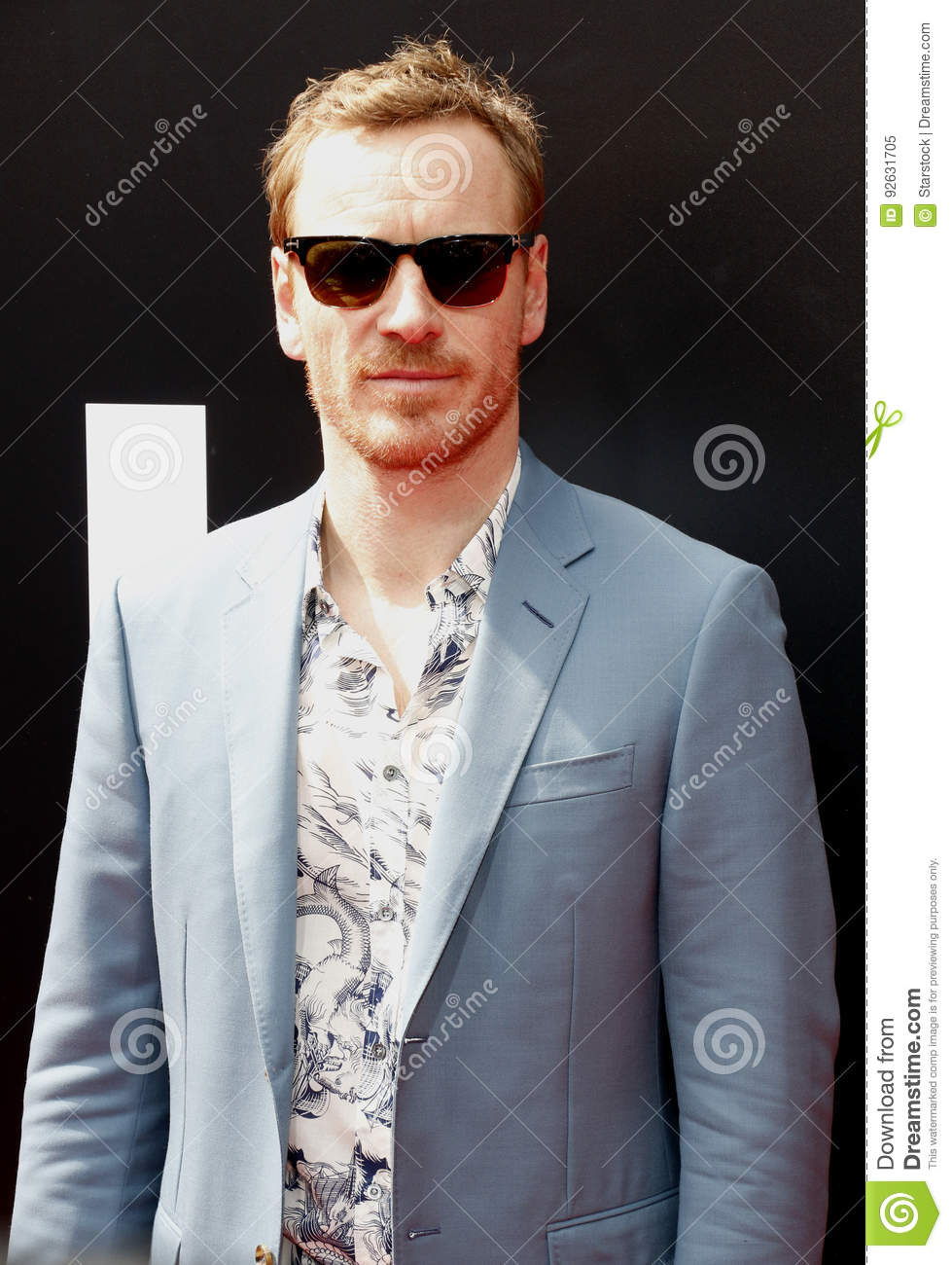 Michael Fassbender editorial image  Image of gala, redcarpet - 92631705