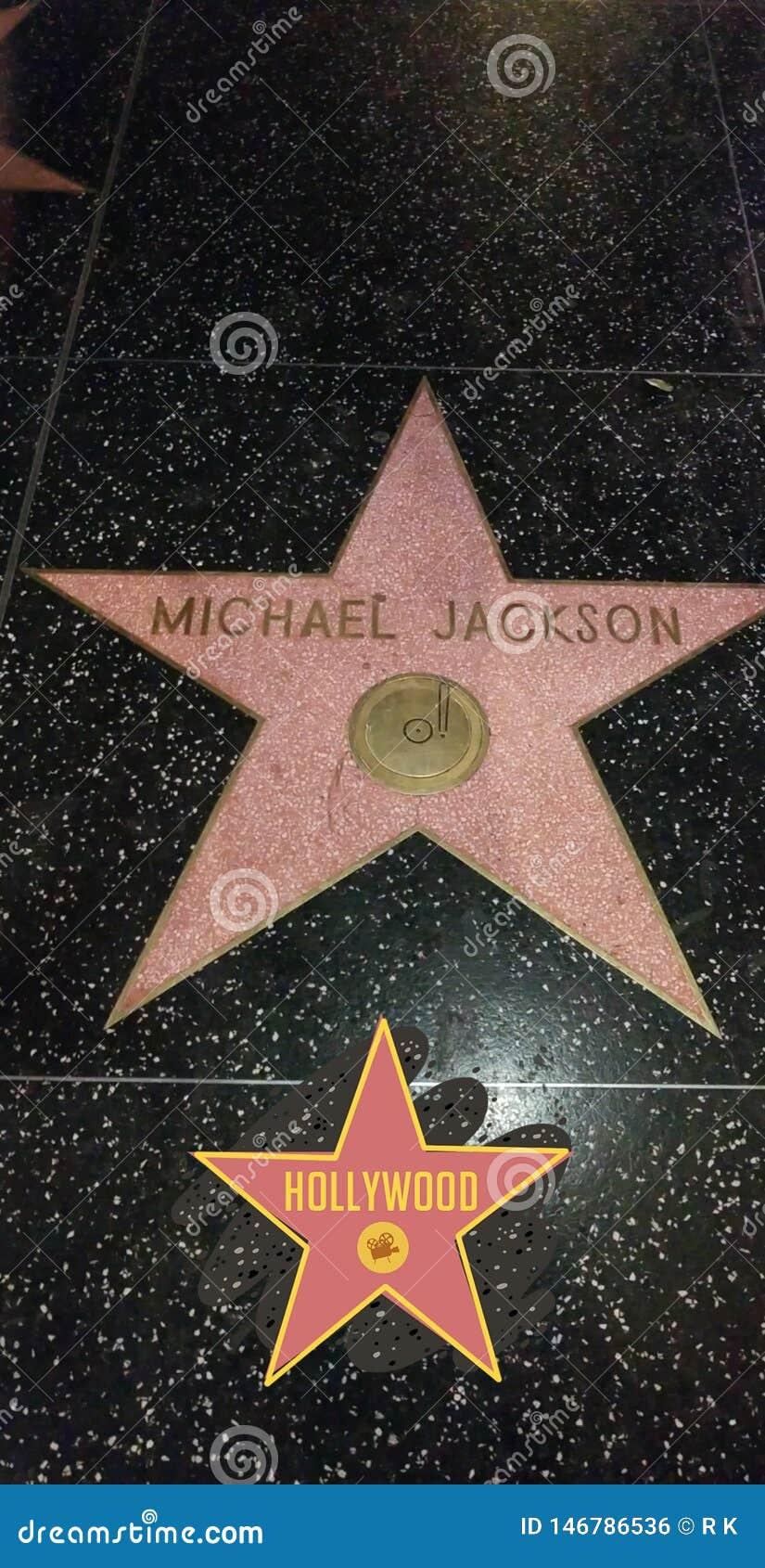 Michael jackson hollywood