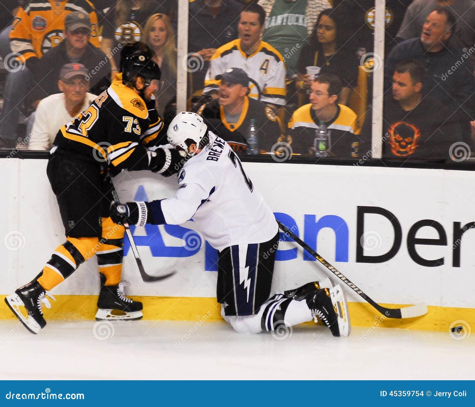 Michael Ryder, en avant, Boston Bruins