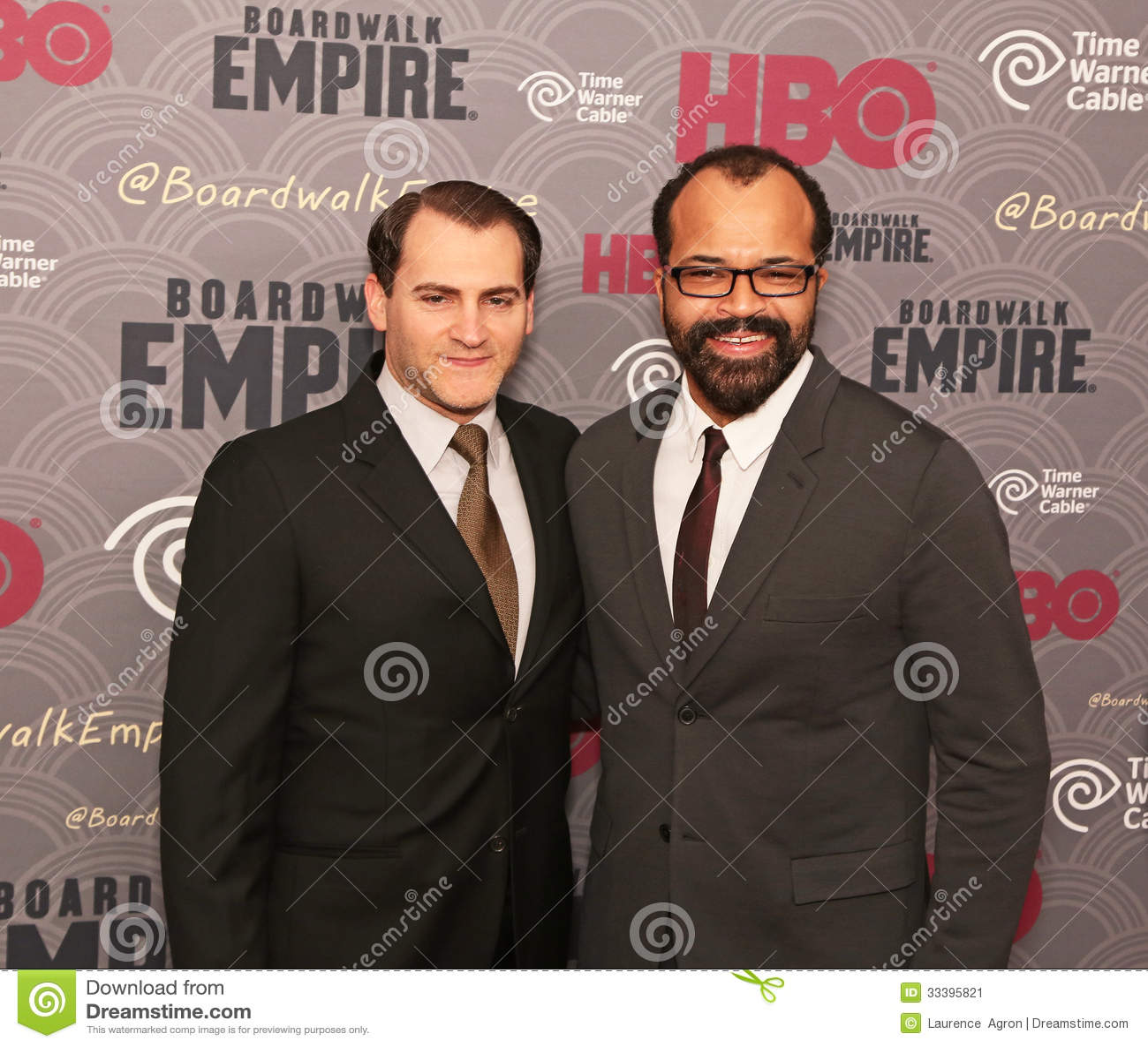 Michael Stuhlbarg And Jeffrey Wright