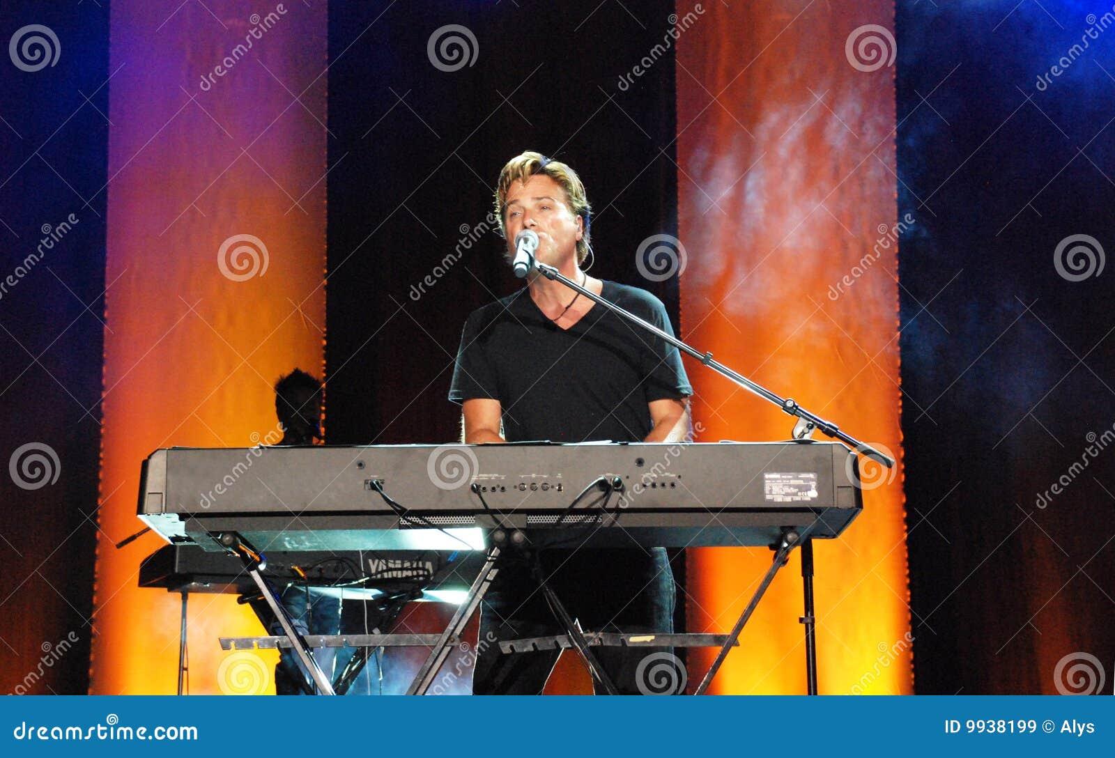 Michael W. Smith no concerto