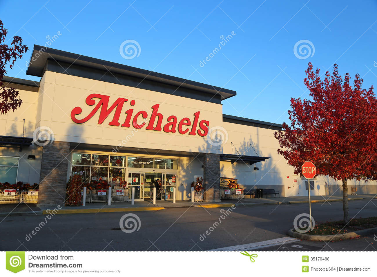Michaels accepts returns from customers who possess valid photo identification cards. All return activity is tracked by the company, and Michaels often limits the .