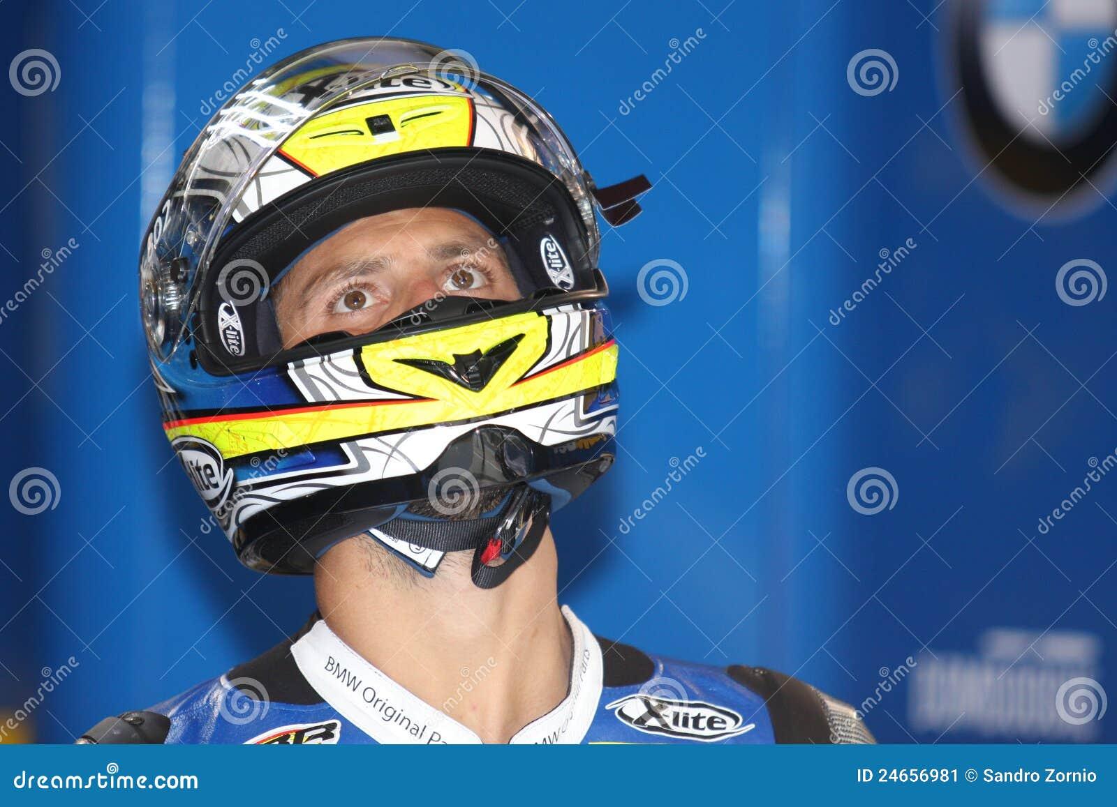 Michel Fabrizio BMW S1000 RR - BMW Motorsport