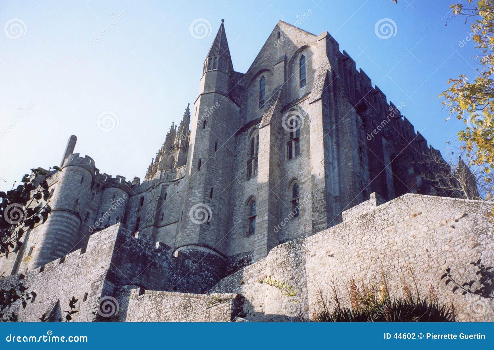 Michel france mont Normandii święty