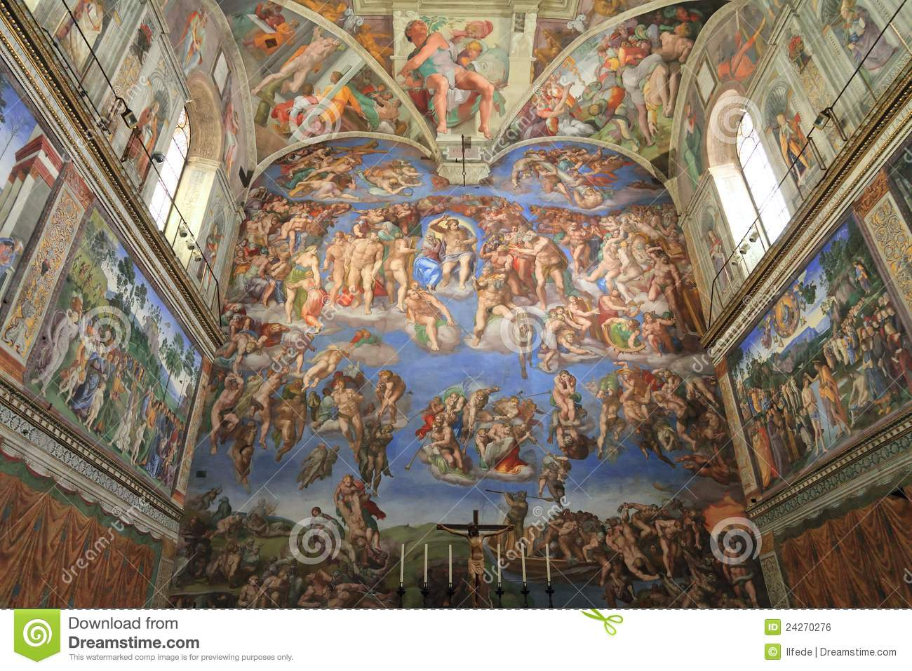Private Early Morning Sistine Chapel with Vatican Tour