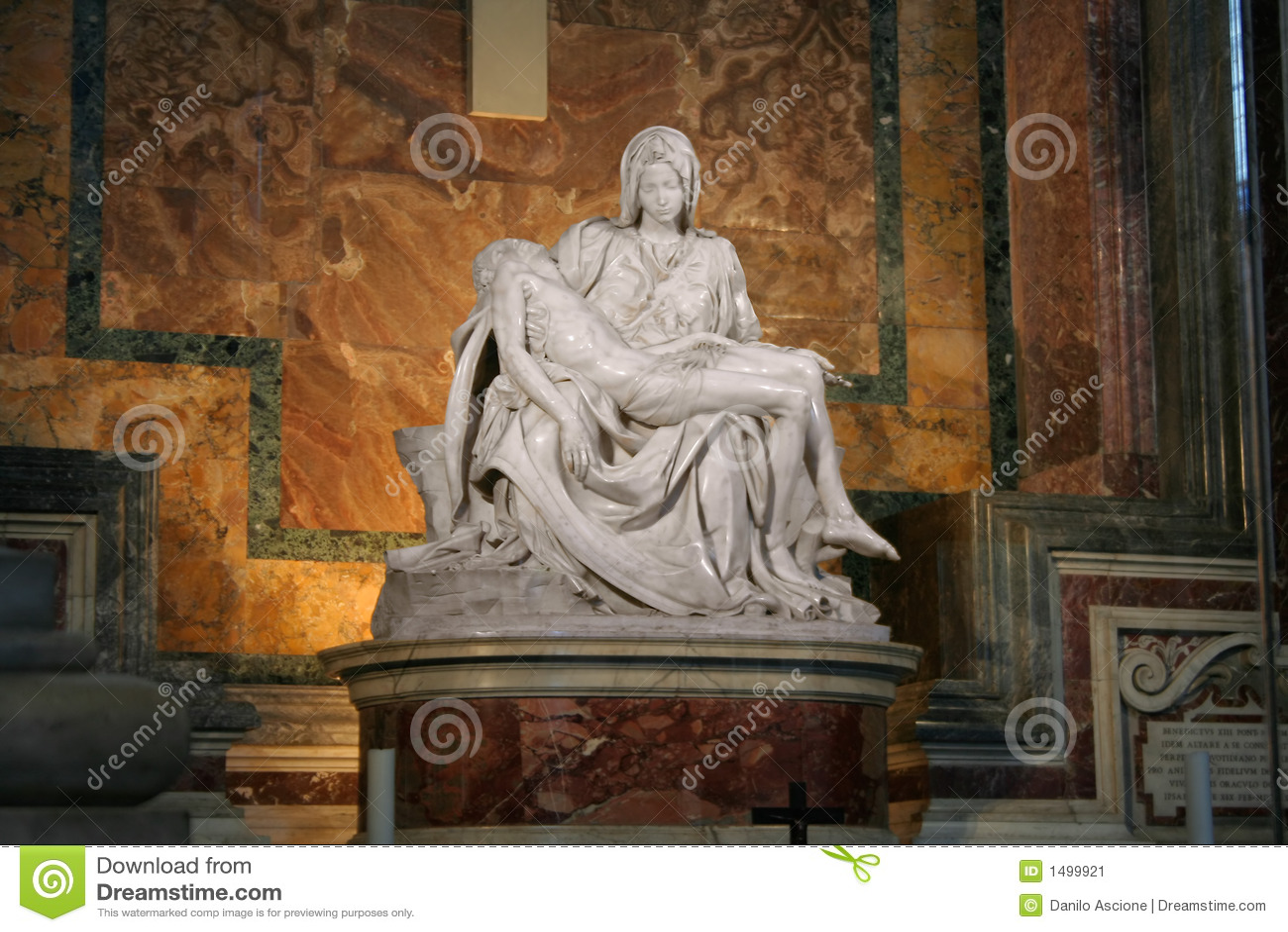 Michelangelo s La Pietà