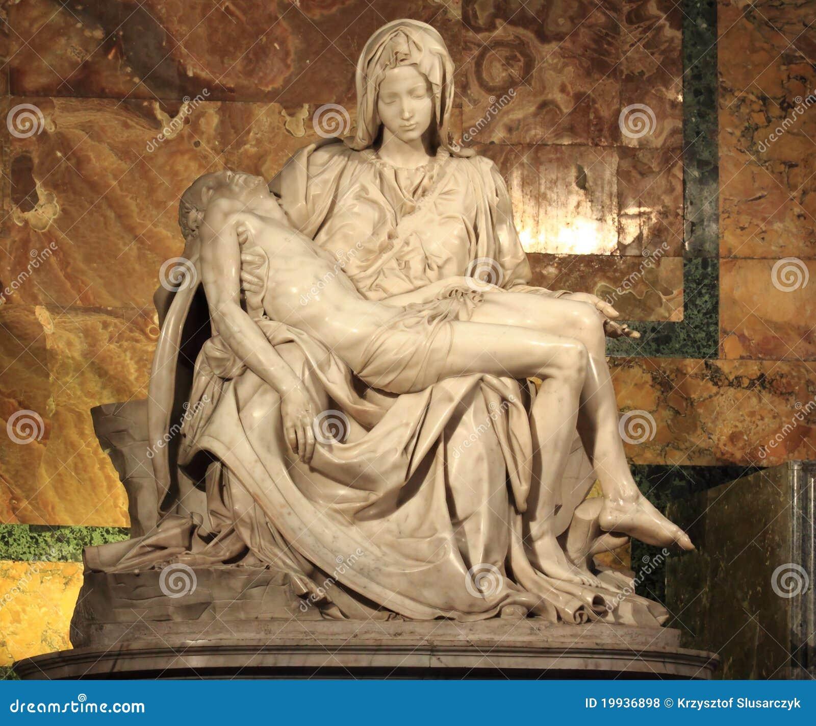 Michelangelo sculpture