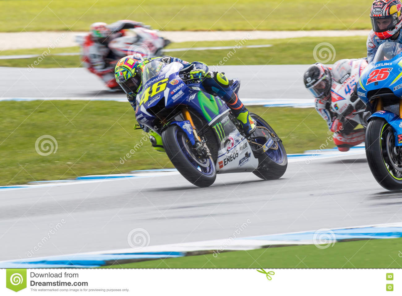Michelin Australian Motorcycle Grand Prix 2016