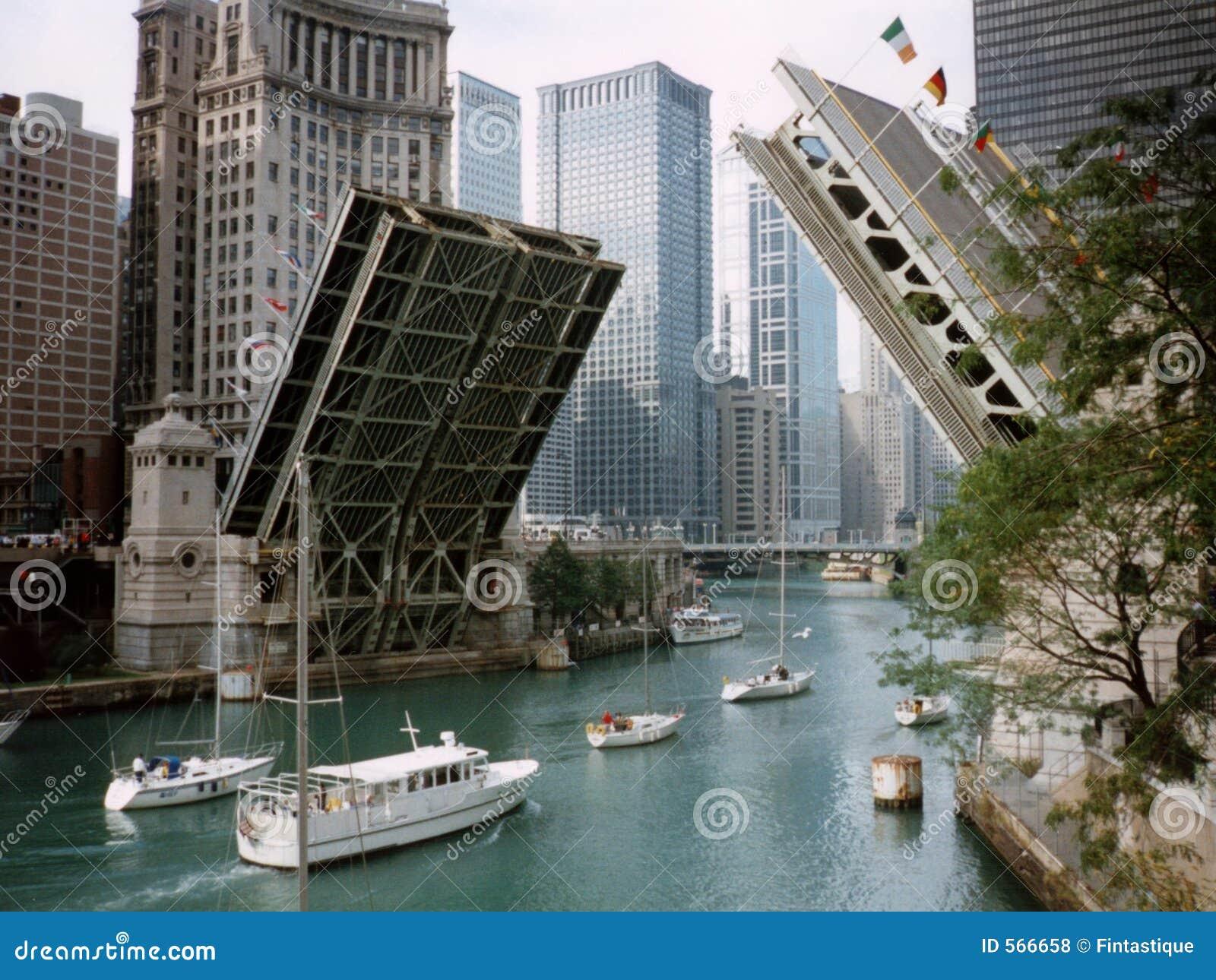Michigan-Alleen-Brücke