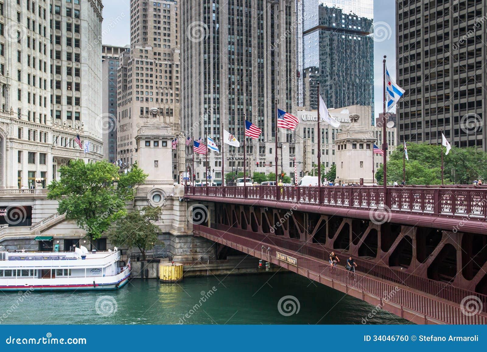 chicago backlight bridge - photo #41