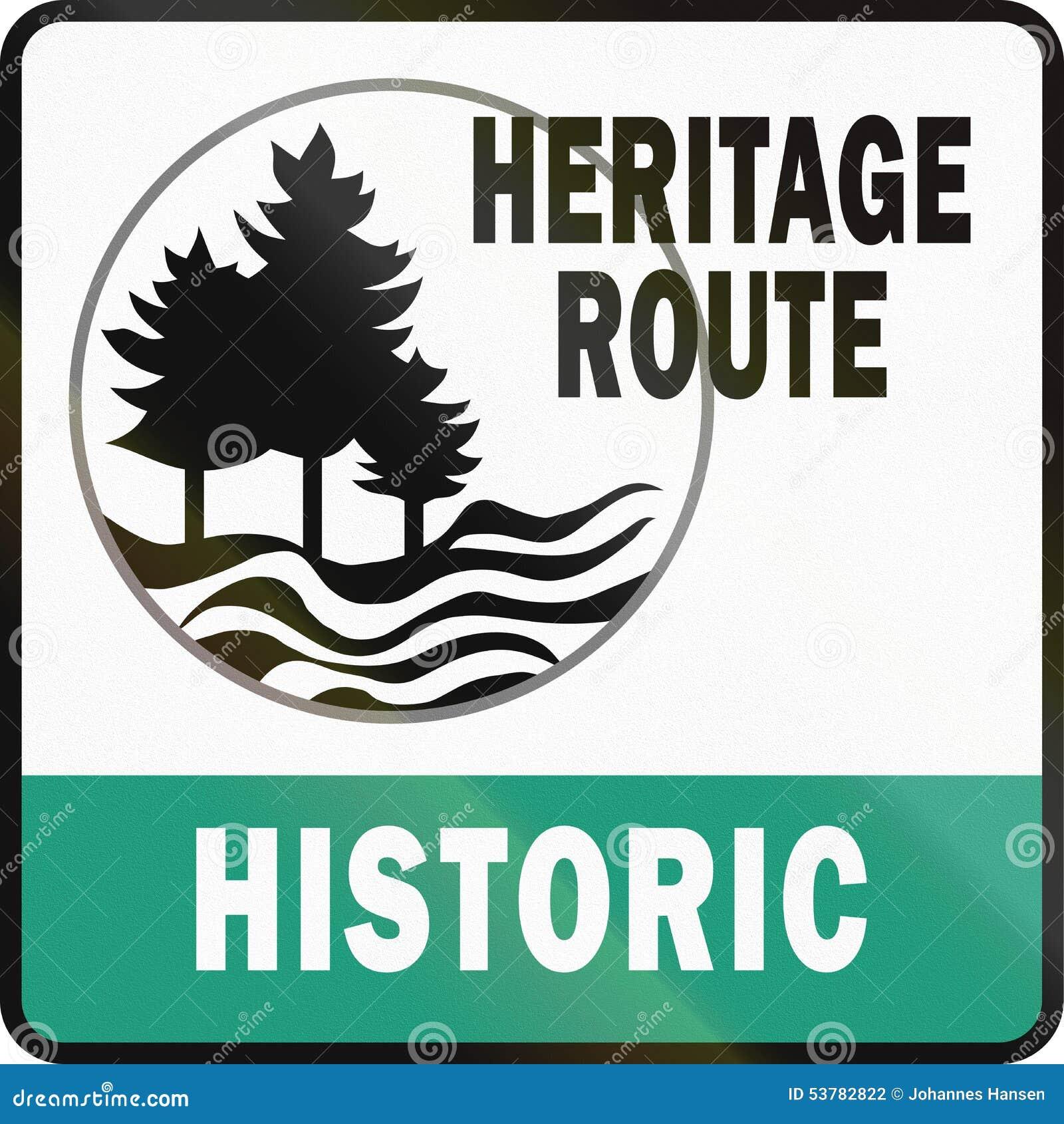 Michigan dziedzictwa Historyczna trasa