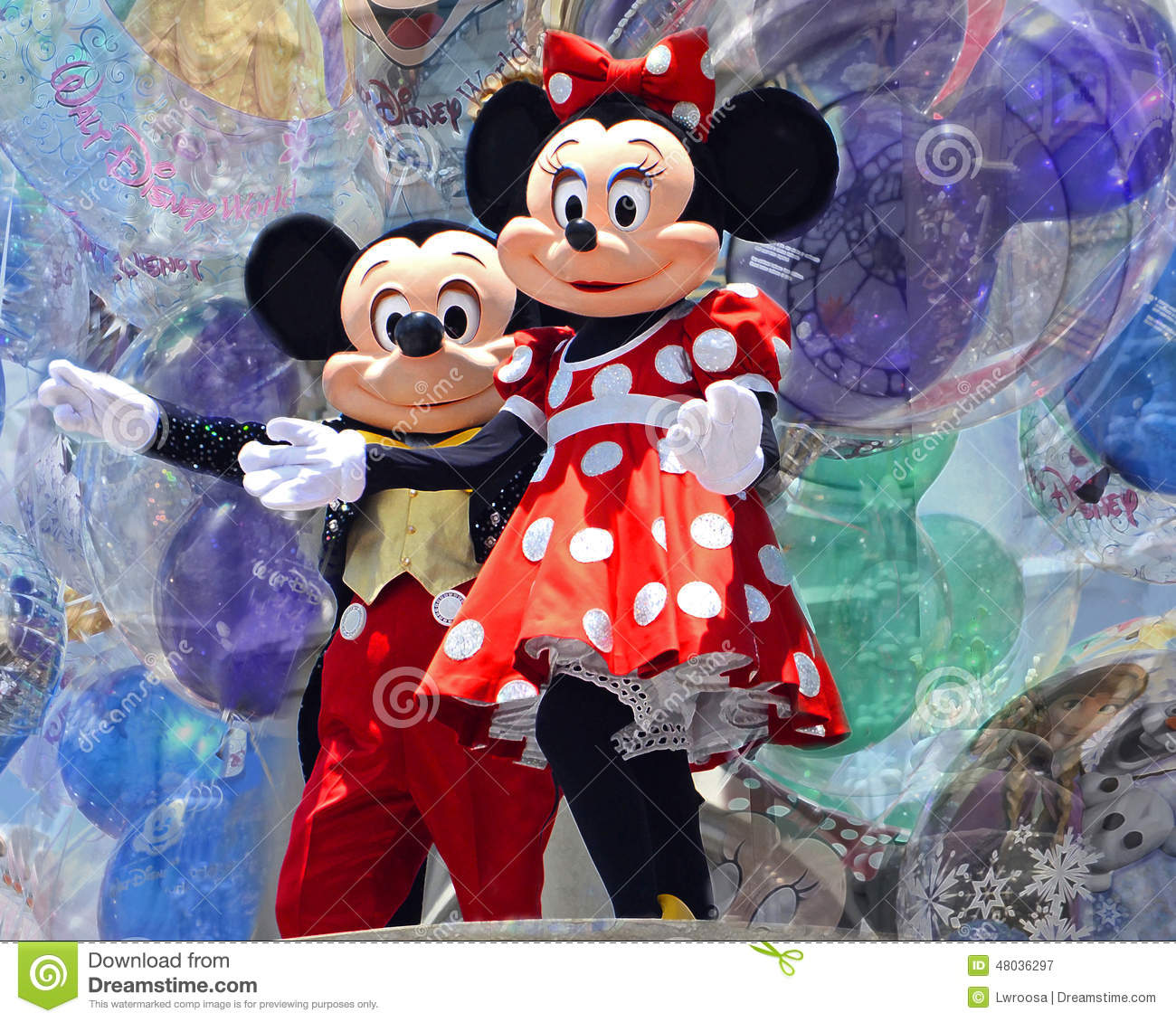 mickey and minnie mouse editorial photography image. Black Bedroom Furniture Sets. Home Design Ideas