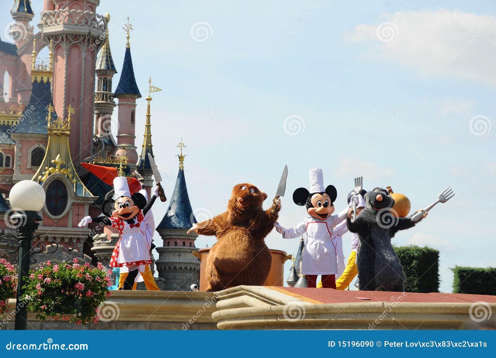 Mickey Mouse en sprookjevrienden