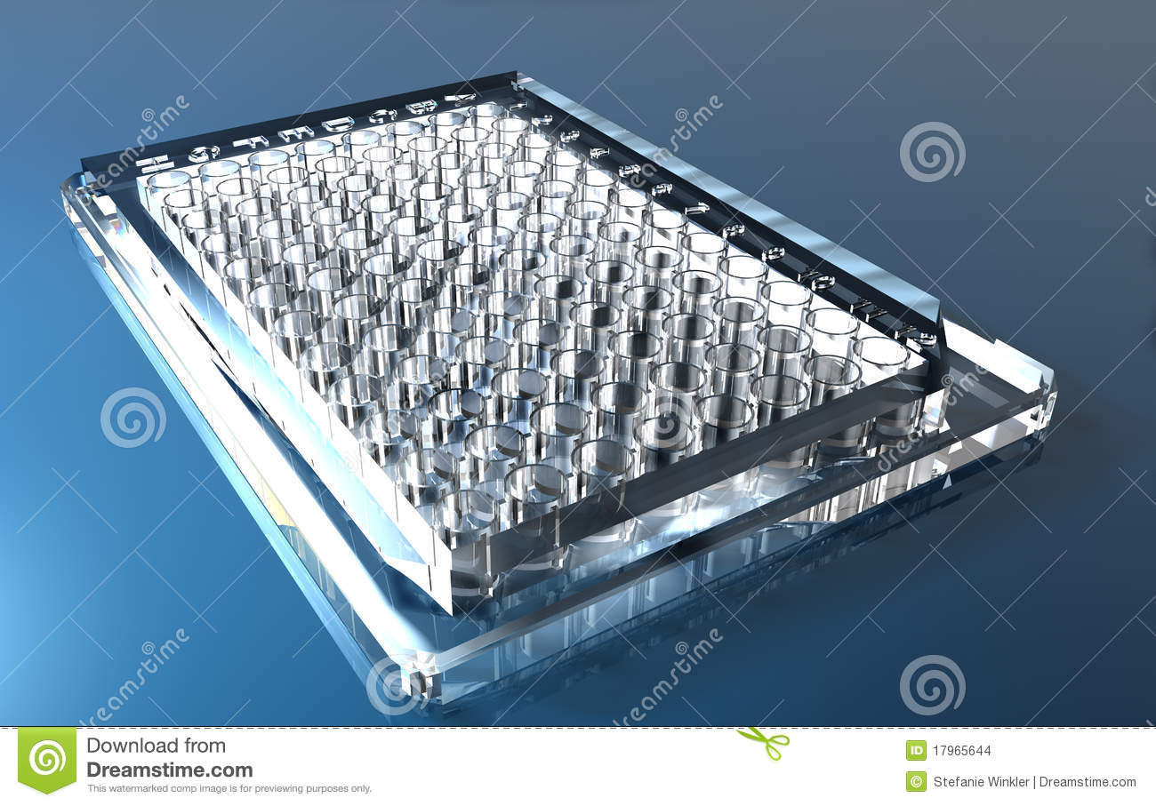 Micro-plate (PCR, ELISA, cell culture)