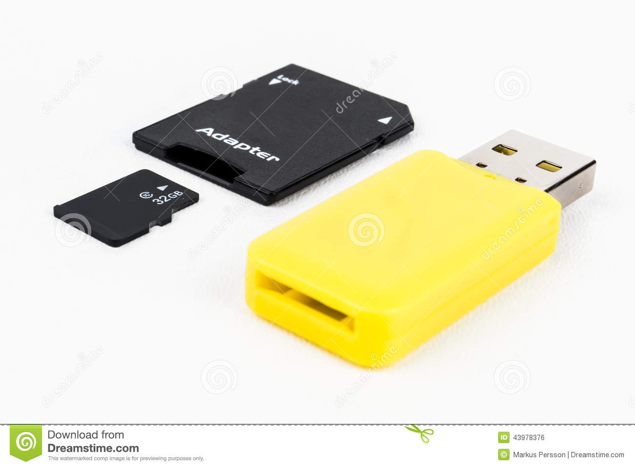 Micro Sd Card With Adapters Stock Photo Image Of Device Adaptor Memory Adapter