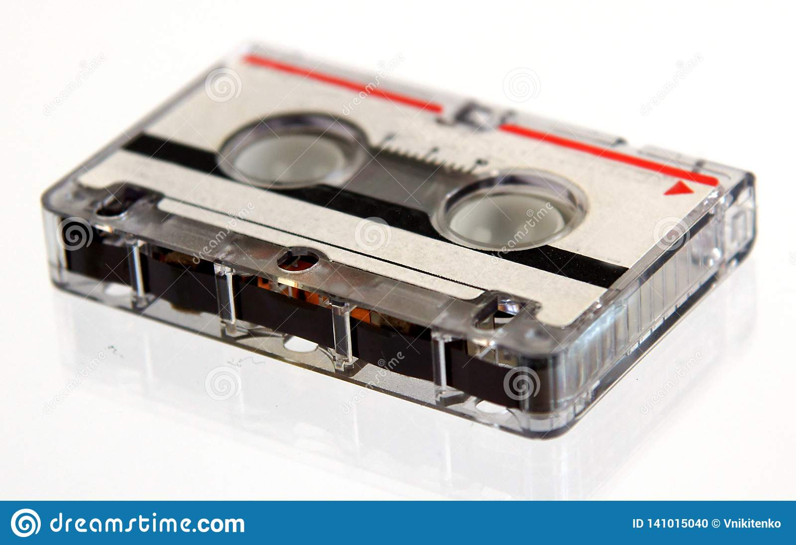 Microcassette for voice recorder