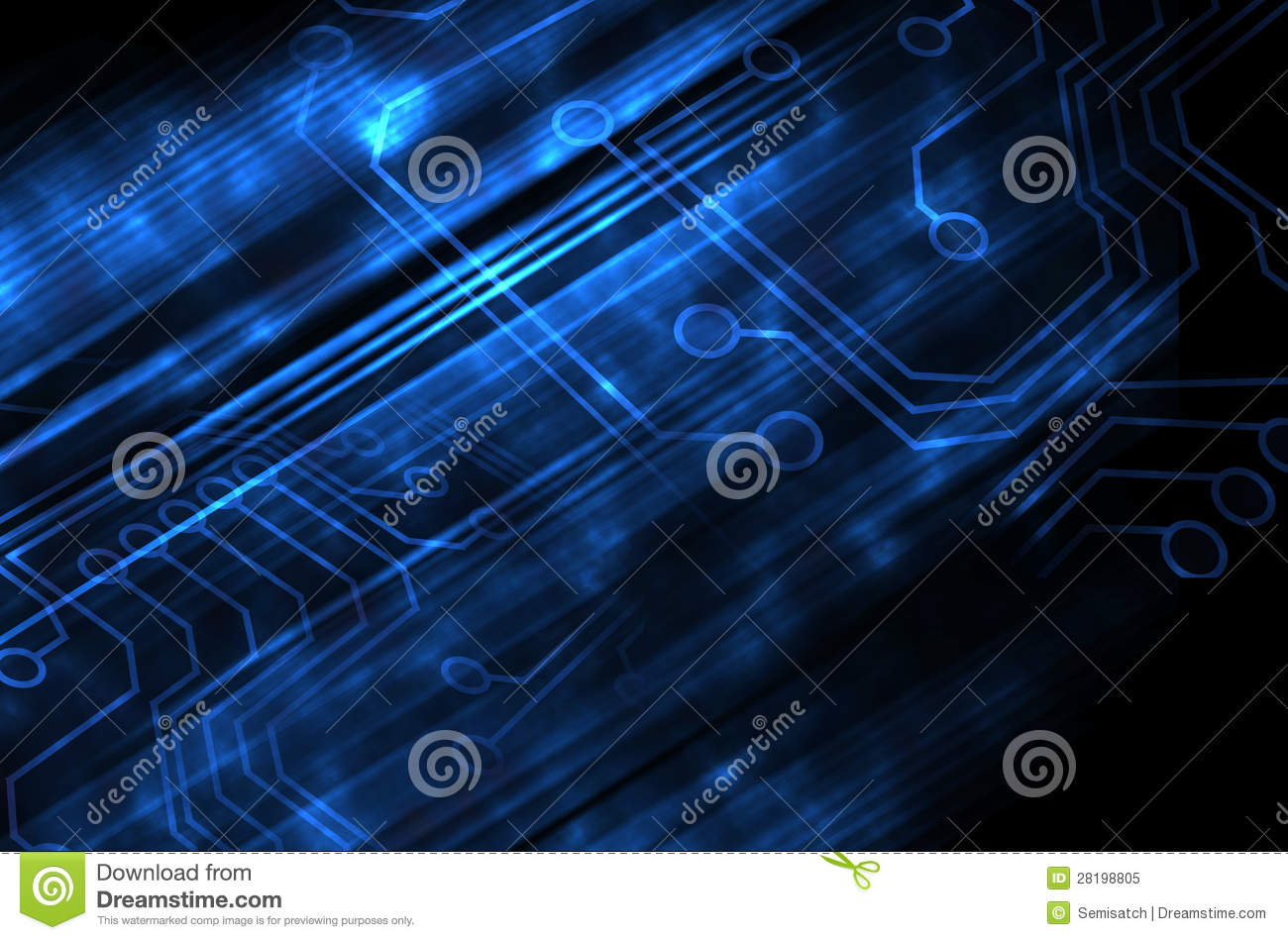 Microchip Background Royalty Free Stock Photo - Image ...