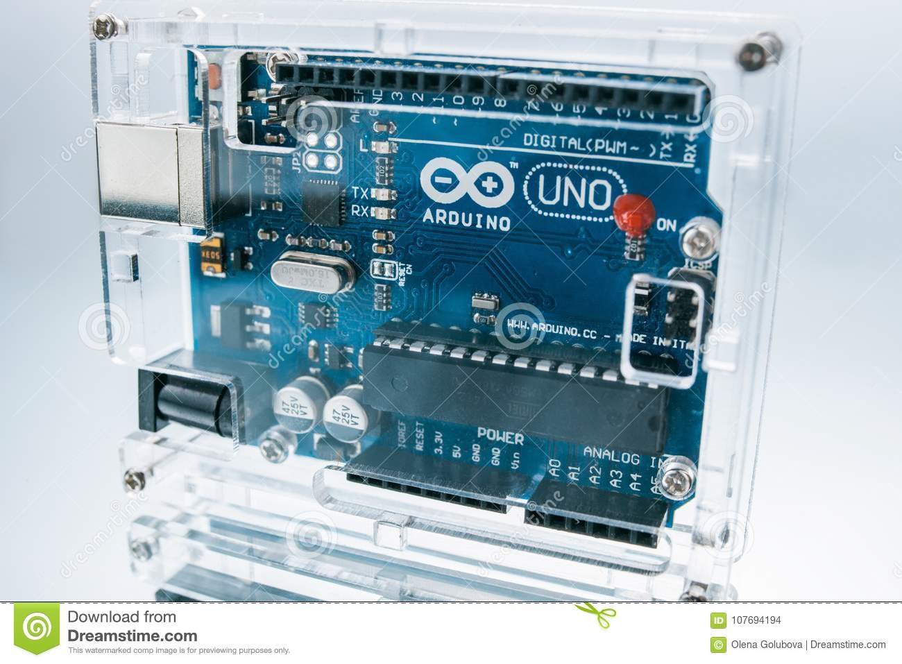 Build Your Own Arduino Board Build Circuit
